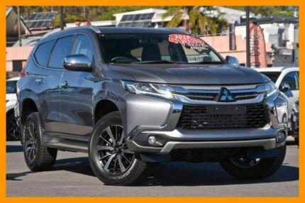 2018 Mitsubishi Pajero Sport QE MY18 GLS Titanium 8 Speed Sports Automatic Wagon Mount Gravatt Brisbane South East Preview