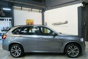 2015 BMW X5 F15 xDrive30d Grey 8 Speed Sports Automatic Wagon Port Melbourne Port Phillip Preview