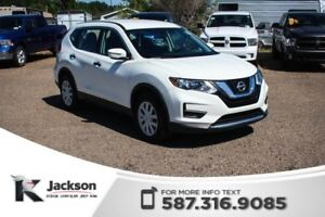 2017 Nissan Rogue S - Heated Front Seats