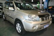 2006 Nissan X-Trail T30 MY06 ST-S 40th Anniversary (4x4) Champagne 4 Speed Automatic Wagon Victoria Park Victoria Park Area Preview