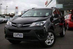 2015 Toyota RAV4 Black Sports Automatic Wagon Frankston Frankston Area Preview