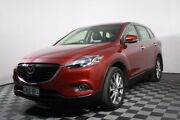 2013 Mazda CX-9 TB10A5 MY14 Grand Touring Activematic AWD Red 6 Speed Sports Automatic Wagon Edwardstown Marion Area Preview