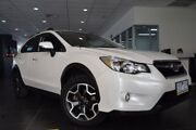 2014 Subaru XV G4X MY14 2.0i-S Lineartronic AWD White 6 Speed Constant Variable Wagon Hoppers Crossing Wyndham Area Preview