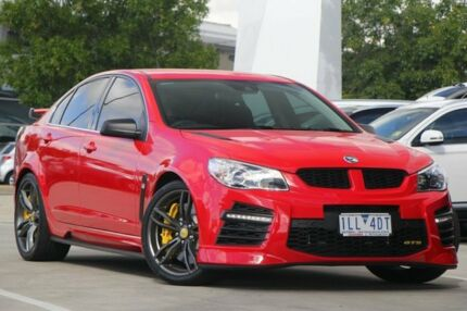 2015 Holden Special Vehicles GTS GEN-F2 MY16 Red 6 Speed Sports Automatic Sedan