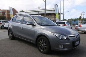 2010 Hyundai i30 FD MY11 CW SX 2.0 Charcoal 4 Speed Automatic Wagon South Fremantle Fremantle Area Preview