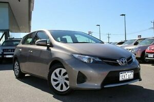 2014 Toyota Corolla Bronze Constant Variable Hatchback Welshpool Canning Area Preview