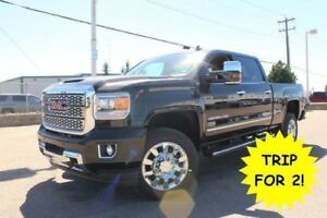 2018 GMC Sierra 2500HD Crew Cab Denali*Duramax*5th Wheel PrepPkg