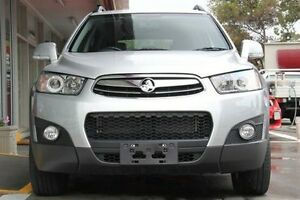 2013 Holden Captiva CG Series II MY12 Silver 6 Speed Sports Automatic Wagon Somerton Park Holdfast Bay Preview