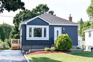 Professionally Renovated Stunning Bungalow With In-Law Suite!