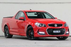 2015 Holden Ute Red Manual Utility Vermont Whitehorse Area Preview