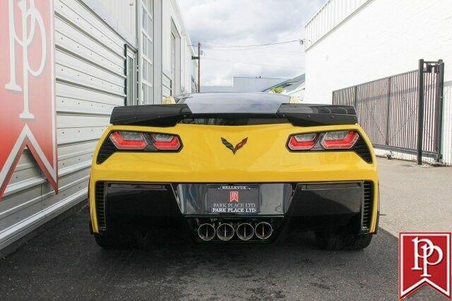 Image 4 Voiture Américaine d'occasion Chevrolet Corvette 2017