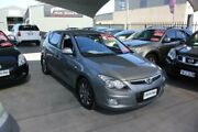 2010 Hyundai i30 FD MY10 Trophy Grey 4 Speed Automatic Hatchback Mitchell Gungahlin Area Preview