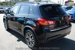 2016 Mitsubishi ASX XB MY15.5 LS Black 6 Speed Sports Automatic Wagon Wilson Canning Area Preview
