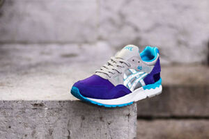 Bnib Asics gel lyte V royal blue us 11,5