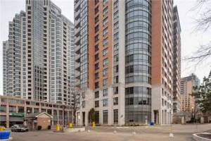 "Luxurious ""Tridel"" Condo In Prestigious Area In North York"