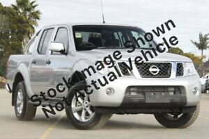 2011 Nissan Navara D40 S5 MY12 ST-X Silver 7 Speed Sports Automatic Utility Midvale Mundaring Area Preview