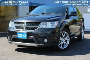 2012 Dodge Journey R/T- AWD+ LEATHER+ HEATED SEATS & MORE!