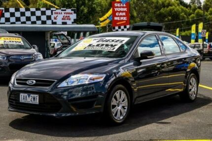 2013 Ford Mondeo MC LX PwrShift TDCi Midnight Sky 6 Speed Sports Automatic Dual Clutch Hatchback Ringwood East Maroondah Area Preview