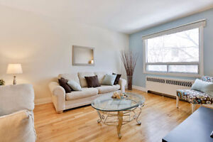 FURNISHED OR NOT UPPER 6 1/2 DUPLEX IN NDG NEAR MONKLAND