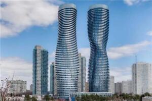 60 Absolute Ave 40 floor, 2+1 br, 2 Wr, 1 Park, 1 Locker