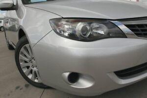 2009 Subaru Impreza MY09 R (AWD) Silver 4 Speed Automatic Sedan