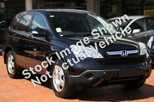 2009 Honda CR-V RE MY2007 4WD Black 6 Speed Manual Wagon Somerton Park Holdfast Bay Preview