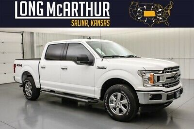 2020 Ford F-150 XLT 4x4 Crew Chrome Appearance MSRP $52334 3.55 Electronic Locking Axle Navigation Class IV Trailer Hitch Sirius XM