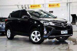 2013 Toyota RAV4 ASA44R MY14 Cruiser AWD Grey 6 Speed Sports Automatic Wagon Doncaster Manningham Area Preview