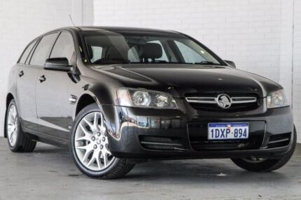 2009 Holden Commodore VE MY09.5 International Sportwagon Black 4 Speed Automatic Wagon Bellevue Swan Area Preview