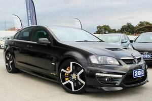 From $223 per week on finance* 2010 HSV GTS E Series 3 Sedan Coburg Moreland Area Preview
