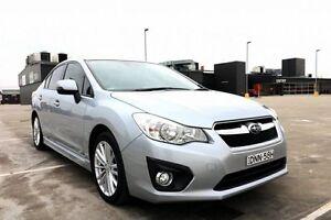 2014 Subaru Impreza G4 MY14 2.0i-S Lineartronic AWD Silver 6 Speed Constant Variable Sedan Haymarket Inner Sydney Preview