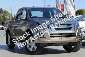 2018 Isuzu D-MAX MY18 LS-U Space Cab Magnetic Red 6 Speed Sports Automatic Utility Rockingham Rockingham Area Preview