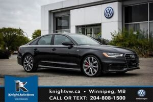 2012 Audi A6 Quattro AWD S Line w/ LED's/Navigation/Winter Tire