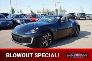 2018 Nissan 370Z Roadster SPORT TOURING