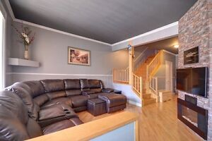 Two storey house in Lachine
