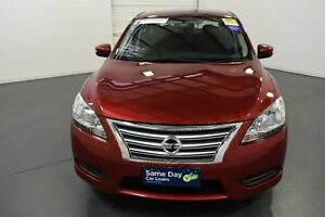 2015 Nissan Pulsar B17 Series 2 ST Red Continuous Variable Sedan Moorabbin Kingston Area Preview