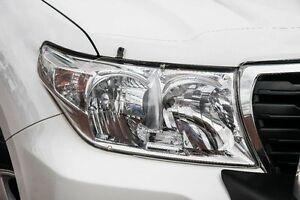 2012 Toyota Landcruiser VDJ200R MY12 GXL White 6 Speed Sports Automatic Wagon Wangara Wanneroo Area Preview