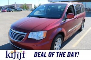 2012 Chrysler Town & Country TOURING DUAL DVD Accident Free,  Na