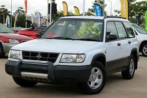 1998 Subaru Forester 79V MY99 Limited AWD White 4 Speed Automatic Wagon Greenslopes Brisbane South West Preview