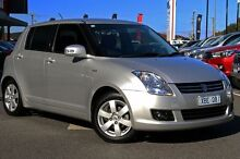 2009 Suzuki Swift RS415 100th Anniversary Silver 4 Speed Automatic Hatchback Mill Park Whittlesea Area Preview