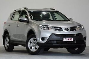 2015 Toyota RAV4 ASA44R MY14 Upgrade GX (4x4) Silver 6 Speed Automatic Wagon Coopers Plains Brisbane South West Preview