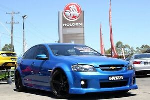 2008 Holden Commodore VE SS Voodoo Blue 6 Speed Sports Automatic Sedan Liverpool Liverpool Area Preview