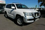 2011 Toyota Landcruiser UZJ200R MY10 GXL White 5 Speed Sports Automatic Wagon Tingalpa Brisbane South East Preview