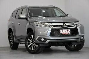 2018 Mitsubishi Pajero Sport QE MY18 Exceed Grey 8 Speed Sports Automatic Wagon Kedron Brisbane North East Preview