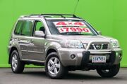 2004 Nissan X-Trail T30 II TI Twilight Gold 5 Speed Manual Wagon Ringwood East Maroondah Area Preview