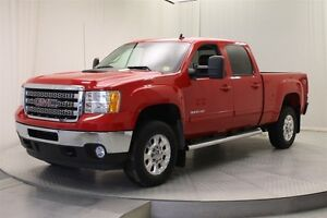 2013 GMC Sierra 3500HD SLT Crew Cab *Leather-Back Up Camera-Remo
