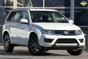 2015 Suzuki Grand Vitara JB Navigator 2WD Pearl White 4 Speed Automatic Wagon Frankston Frankston Area Preview