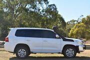 2014 Toyota Landcruiser VDJ200R MY13 GXL White 6 Speed Sports Automatic Wagon St Marys Mitcham Area Preview
