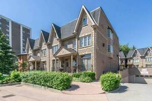 3 Storey Townhome In Exclusive Complex, Nearly 3000Sqft