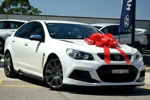 2016 Holden Special Vehicles Senator GEN-F2 MY16 Signature White 6 Speed Sports Automatic Sedan Thornleigh Hornsby Area Preview